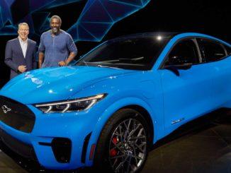 Ford e VW progettano la Mustang Mach-E più piccola