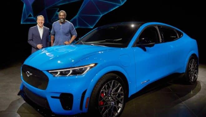 Ford и VW создают меньший Mustang Mach-E