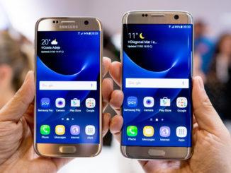 Galaxy S7 viene ancora aggiornato