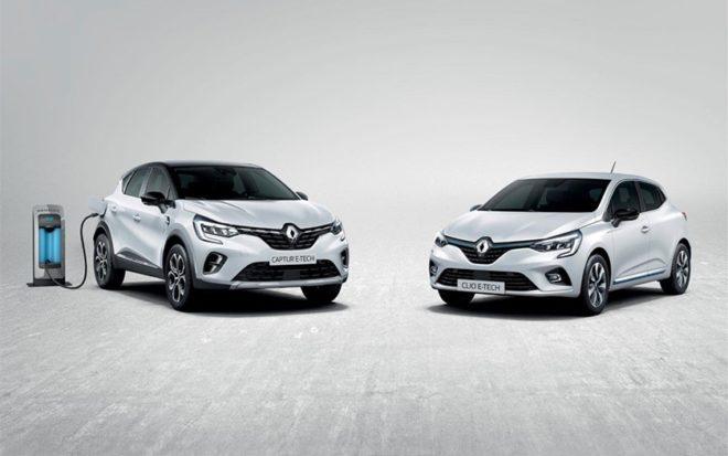 La Renault finalmente diventa ibrida con Clio E-Tech e Captur E-Tech