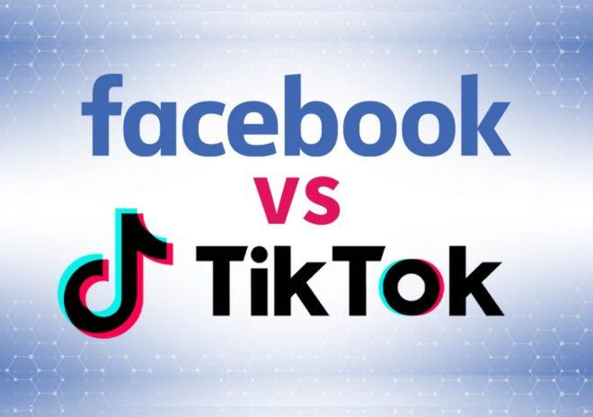 Китайское приложение для социальных сетей TikTok обогнало Facebook