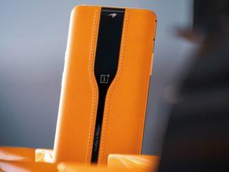 OnePlus presenta un telefono con fotocamere invisibili