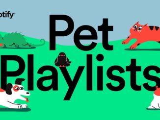 Spotify Pets: una playlist per il tuo animale domestico