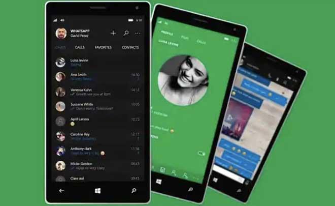 WhatsApp больше не работает на Windows 10 Mobile