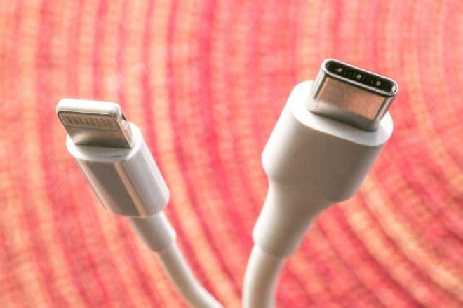 заставить iPhone использовать USB-C
