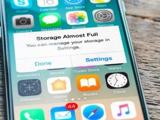 Come liberare spazio sul tuo iPhone