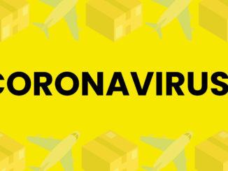 Il coronavirus può essere diffuso tramite i pacchi spediti dalla Cina