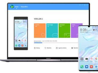 Scaricare Huawei HiSuite