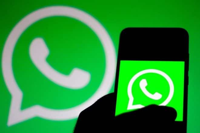 WhatsApp перестал работать