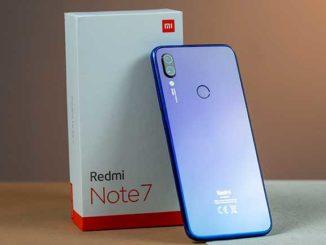 installare firmware su Redmi Note 7