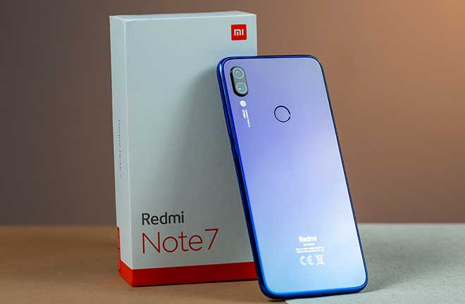 установить прошивку на Redmi Note 7