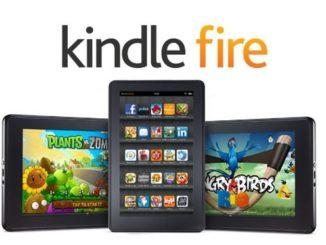 ripristinare le impostazioni di fabbrica di Kindle Fire