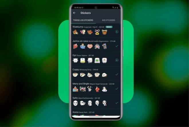 Questi sono i nuovi adesivi WhatsApp ufficiali: restiamo a casa
