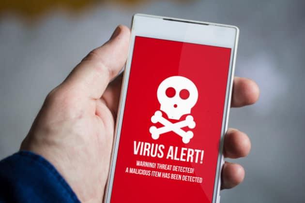 Как удалить вирус с вашего iPhone