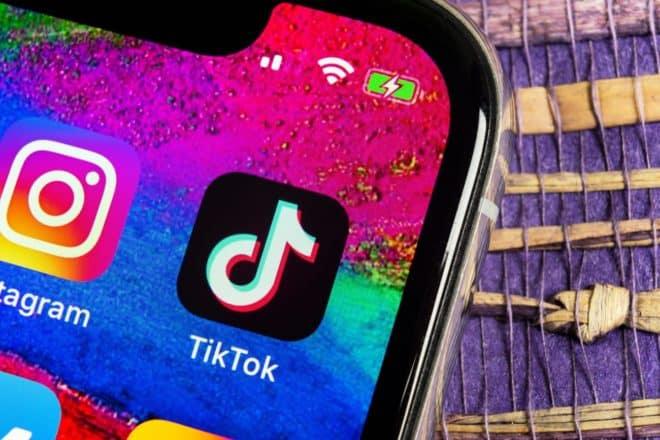 Как удалить свой комментарий в TikTok