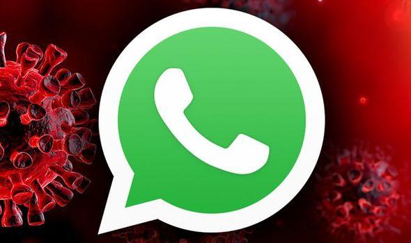Picchi di utilizzo globale di WhatsApp