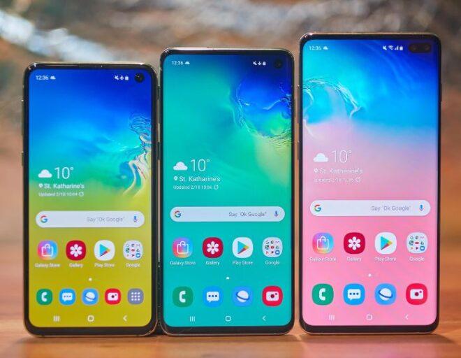 Как изменить мелодию звонка на Samsung Galaxy S10
