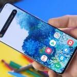Galaxy S20: come cambiare la frequenza di aggiornamento a 120Hz
