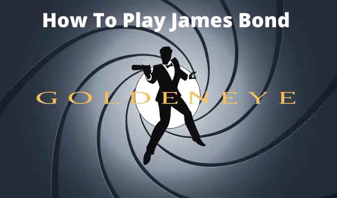 играть James Bond Goldeneye на ПК