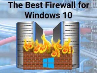 miglior firewall Windows 10