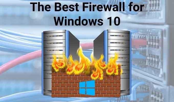 лучший брандмауэр Windows 10