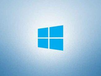 Tutte le versioni di Windows 10