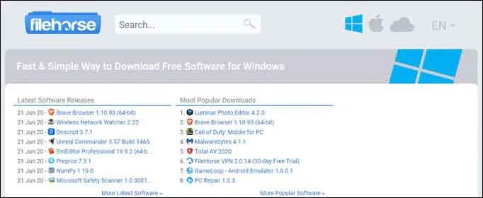 скачать бесплатное программное обеспечение