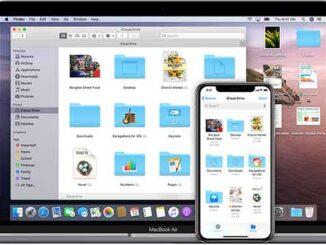 Come caricare file su iCloud da un PC