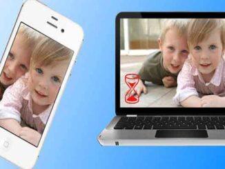 utilizzare il tuo iPhone come webcam