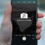 fotocamera dell'iPhone non funziona