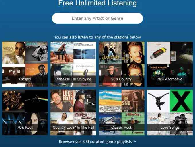бесплатная онлайн музыка