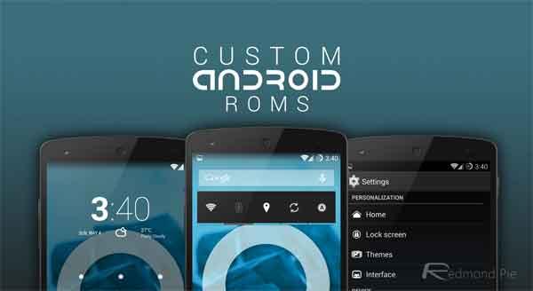 Как установить Android ROM