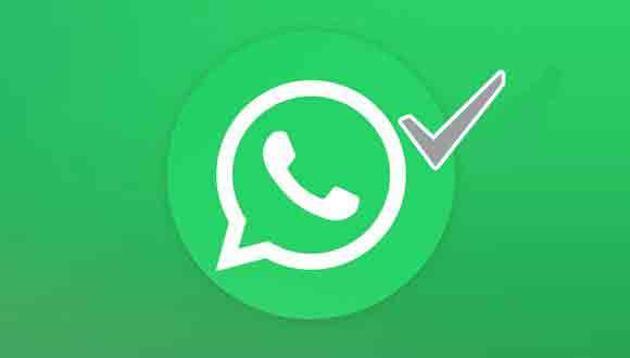 Что означает серая галочка в WhatsApp