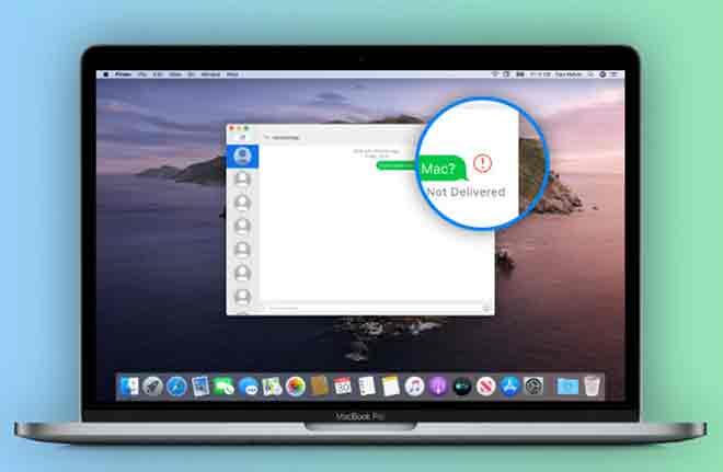 iMessage non funziona su MAC