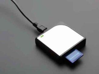 Come formattare una scheda SD su Mac