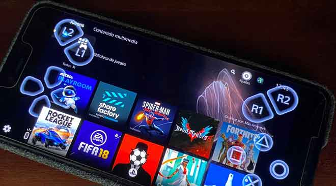 Come giocare con la tua PlayStation 5 da cellulare, Android o iOS