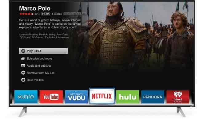 Как устанавливать, добавлять или управлять приложениями на Vizio Smart TV?