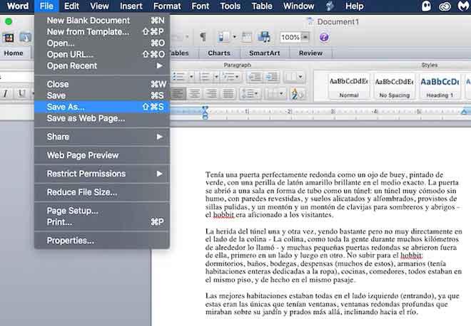 Как перевести документы Word на несколько языков