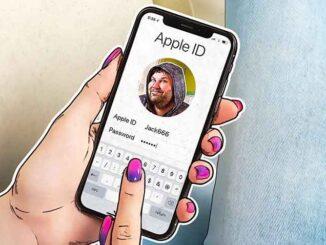 Cosa succede quando esci dall'ID Apple su iPhone