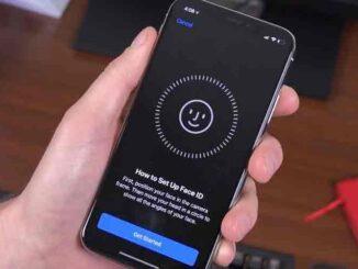 Face ID non funziona su iPhone
