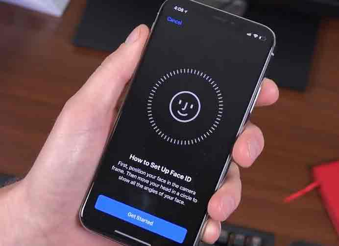 Face ID не работает на iPhone