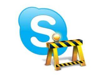 Skype non funziona su iPhone