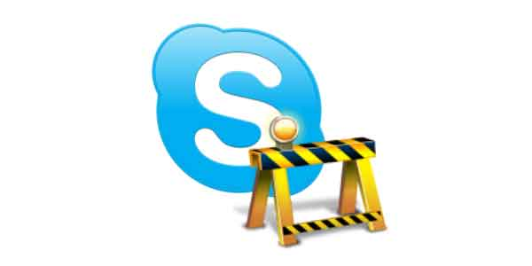 Skype не работает на iPhone