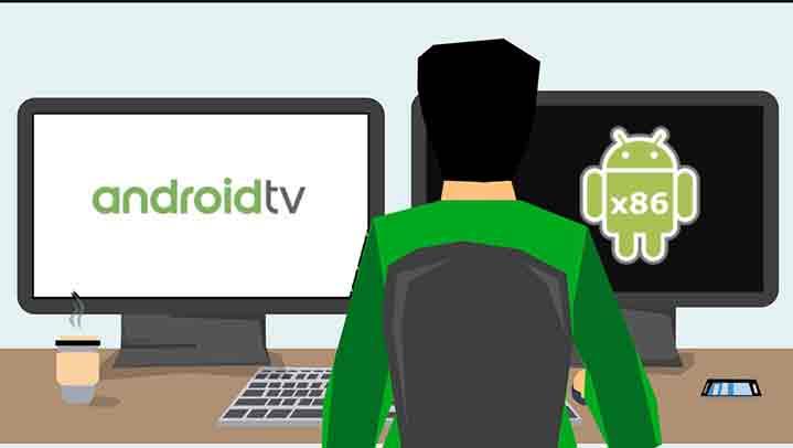 Превратите свой старый компьютер в Android-телевизор с помощью этого ПЗУ