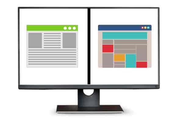 Как разделить экран в Windows 10
