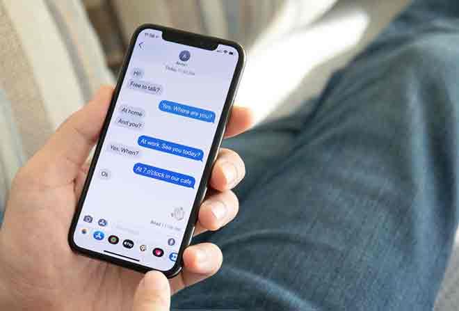 iMessage non funziona su iPhone