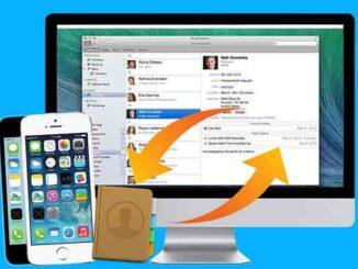 Come sincronizzare i contatti da iPhone a Mac