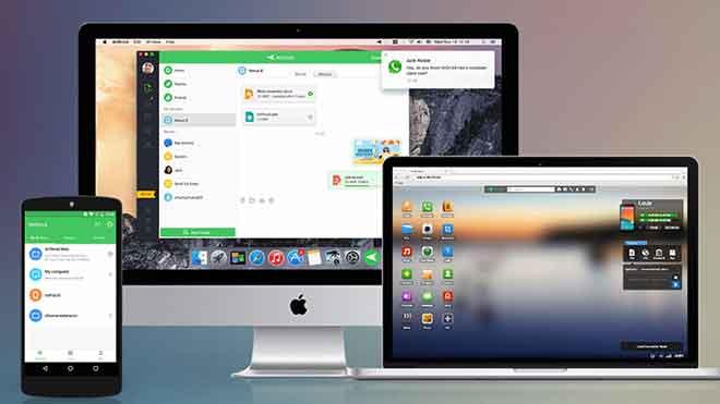 лучшие приложения для передачи файлов с iOS на ПК через Wi-Fi