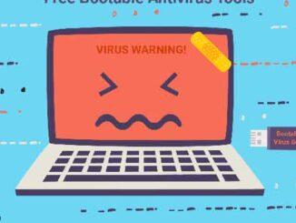 scanner antivirus USB