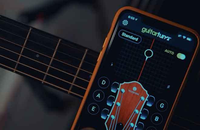 6 лучших гитарных приложений для Android